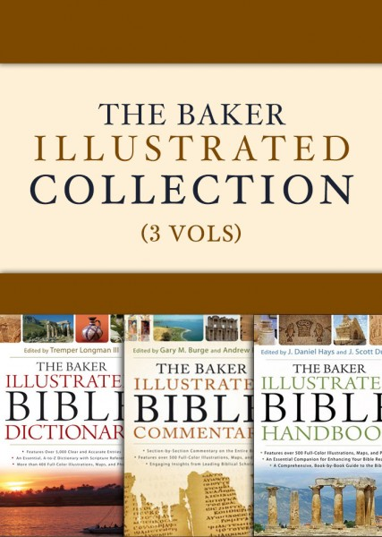 Baker Illustrated Collection (3 Volume Set)