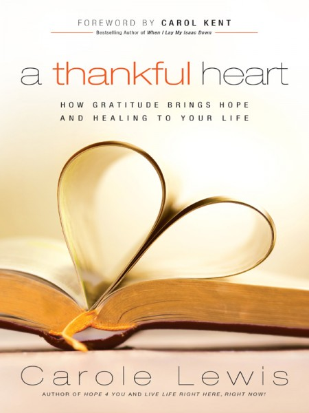 A thankful heart by carole lewis for the olive tree bible app on a thankful heart freerunsca Image collections