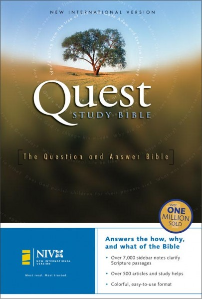 Quest Study Bible with NIV
