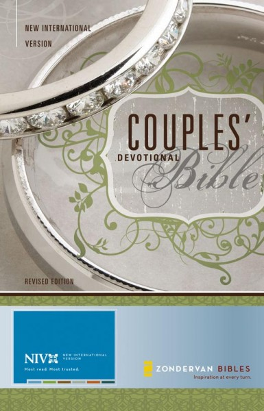 Couples' Devotional Bible with NIV