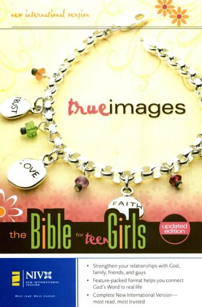 NIV True Image Study Bible with NIV: the Bible for Teen Girls