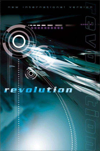 NIV Revolution with NIV: The Bible for Teen Guys