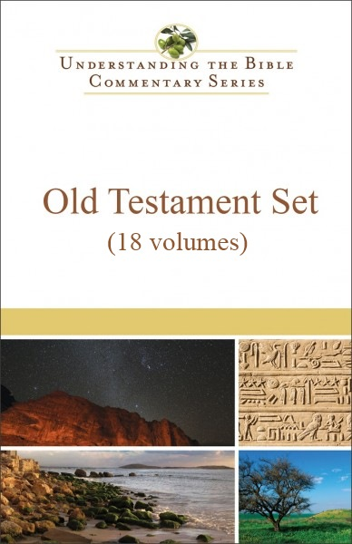Understanding the Bible Commentary Series - Old Testament Set  (18 vols.)