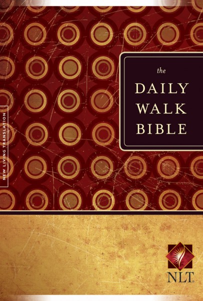 Daily Walk Bible: Live God's Word Every Day