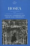 Hosea: Anchor Yale Bible Commentary (AYB)