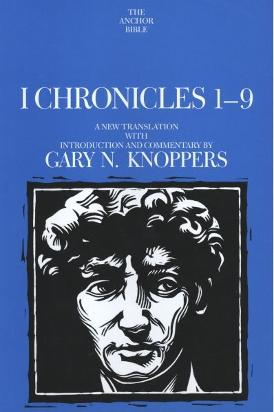 Anchor Yale Bible Commentary: I Chronicles 1-9