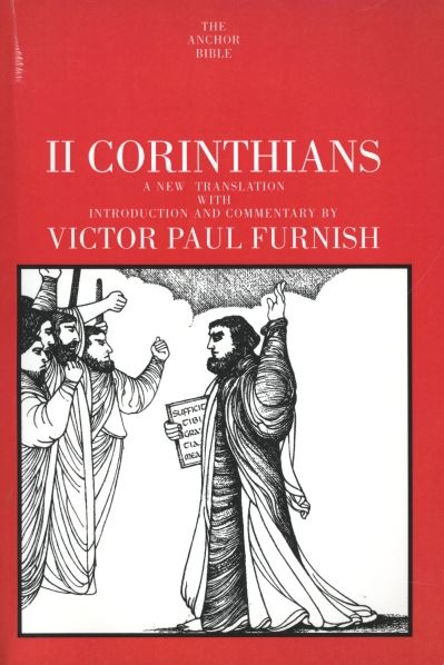 2 Corinthians: Anchor Yale Bible Commentary (AYB)