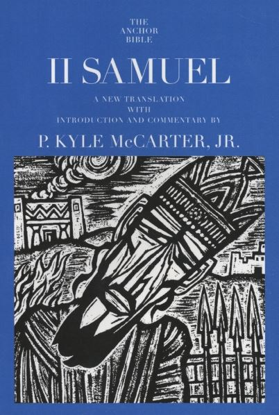 Anchor Yale Bible Commentary: II Samuel