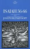 Anchor Yale Bible Commentary: Isaiah 56-66 (AYB)