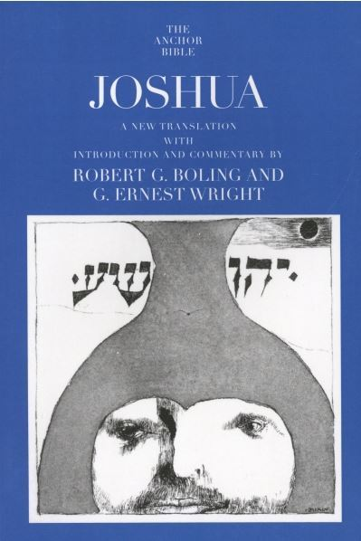Joshua: Anchor Yale Bible Commentary - Boling/Wright (AYB)