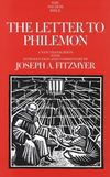 Anchor Yale Bible Commentary: Philemon (AYB)