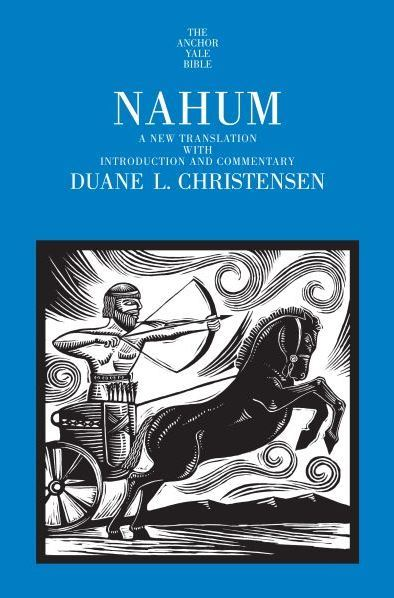 Nahum: Anchor Yale Bible Commentary (AYB)