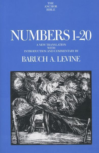 Numbers 1-20: Anchor Yale Bible Commentary (AYB)