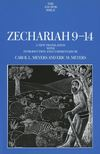 Zechariah 9-14: Anchor Yale Bible Commentary (AYB)