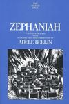 Anchor Yale Bible Commentary: Zephaniah (AYB)