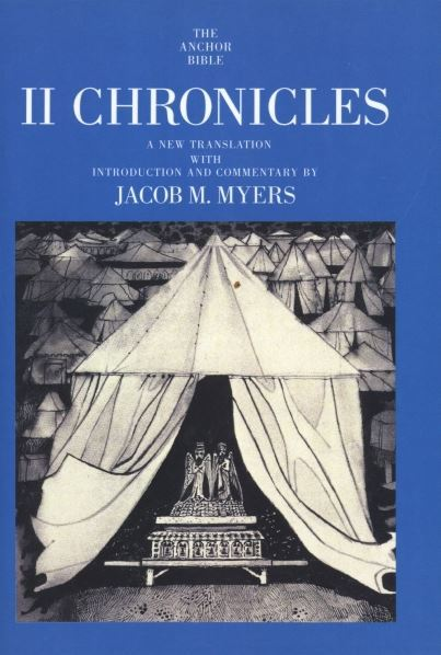 2 Chronicles: Anchor Yale Bible Commentary (AYB)