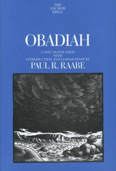 Anchor Yale Bible Commentary: Obadiah