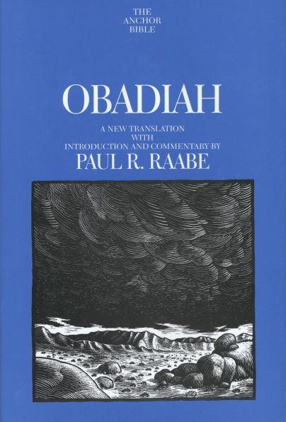 Obadiah: Anchor Yale Bible Commentary (AYB)