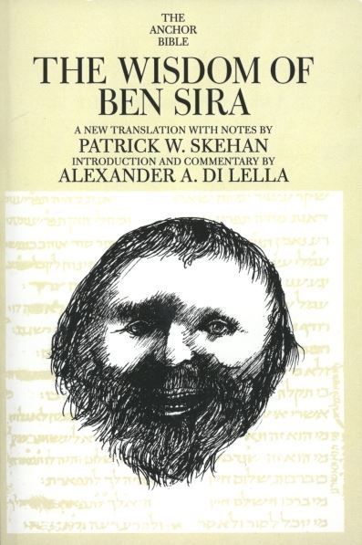 Anchor Yale Bible Commentary: Wisdom of Ben Sira (AYB)