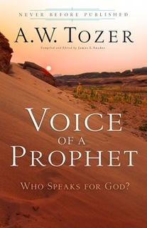 Voice of a Prophet: Who Speaks for God?