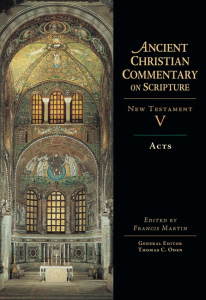 Acts: Ancient Christian Commentary on Scripture (ACCS)