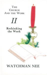Rethinking the Work