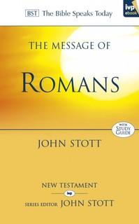 Romans: Bible Speaks Today (BST)