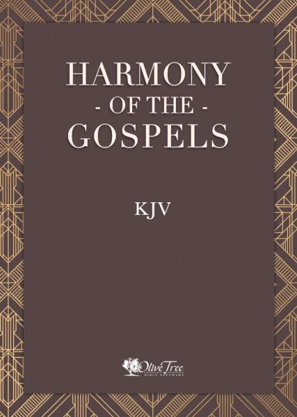 Harmony of the Gospels - KJV
