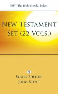 Bible Speaks Today (BST): New Testament Set (22 Vols.)