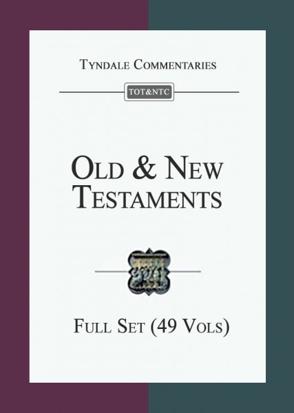 Tyndale Commentaries Full Set (49 Vols.)