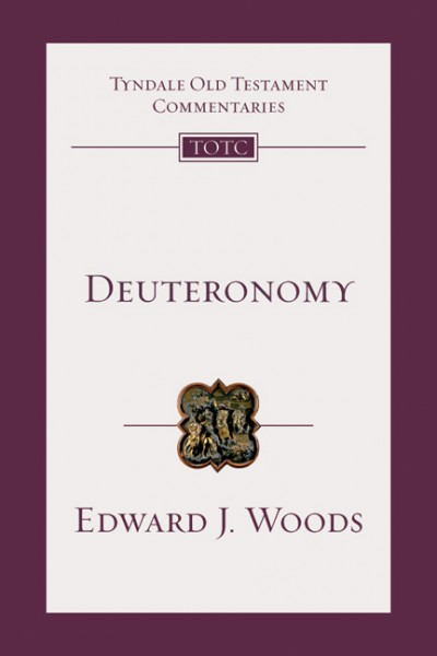 Tyndale Old Testament Commentaries: Deuteronomy Vol 5