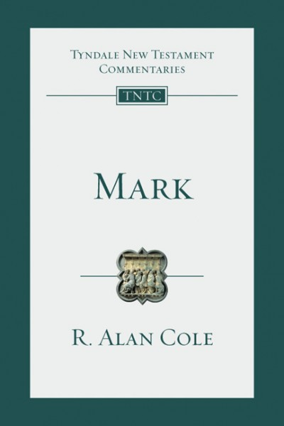 Tyndale New Testament Commentary: Mark Vol 2