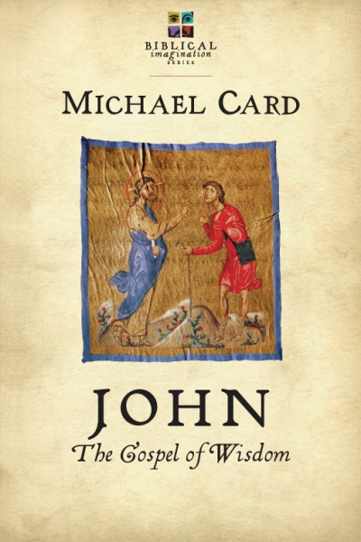 John: The Gospel of Wisdom  (The Biblical Imagination Series)