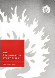 Reformation Study Bible Notes (2015), ESV