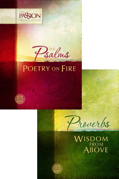Psalms & Proverbs (Passion Translation)