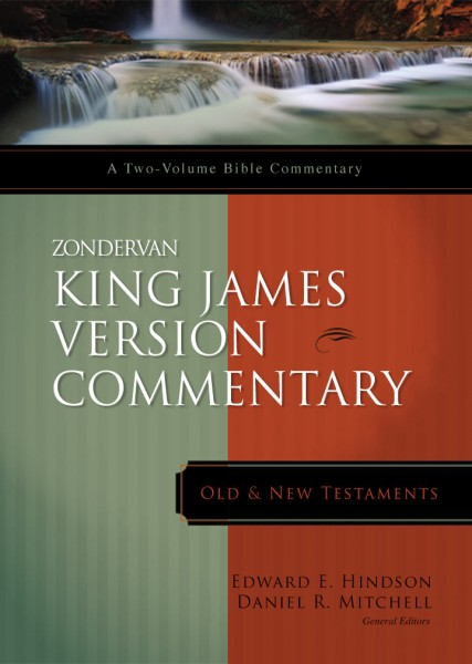 Zondervan King James Version Commentary Set - Old & New Testaments
