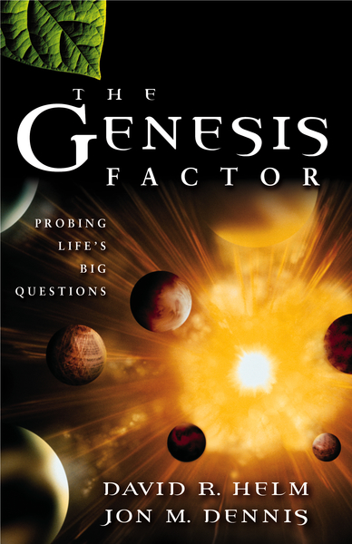 The Genesis Factor Probing Life's Big Questions
