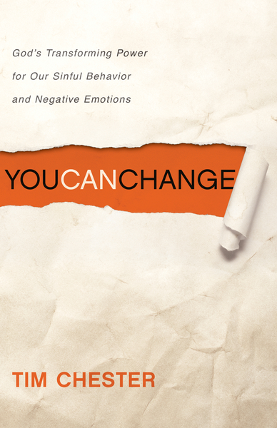 You Can Change God's Transforming Power for Our Sinful Behavior and Negative Emotions