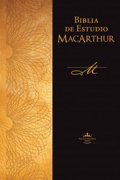 Biblia Notas de estudio MacArthur