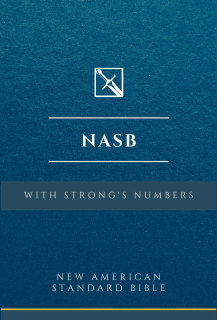 New American Standard Bible with Strong's Numbers - NASB Strong's
