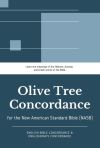 Olive Tree NASB Concordance with NASB
