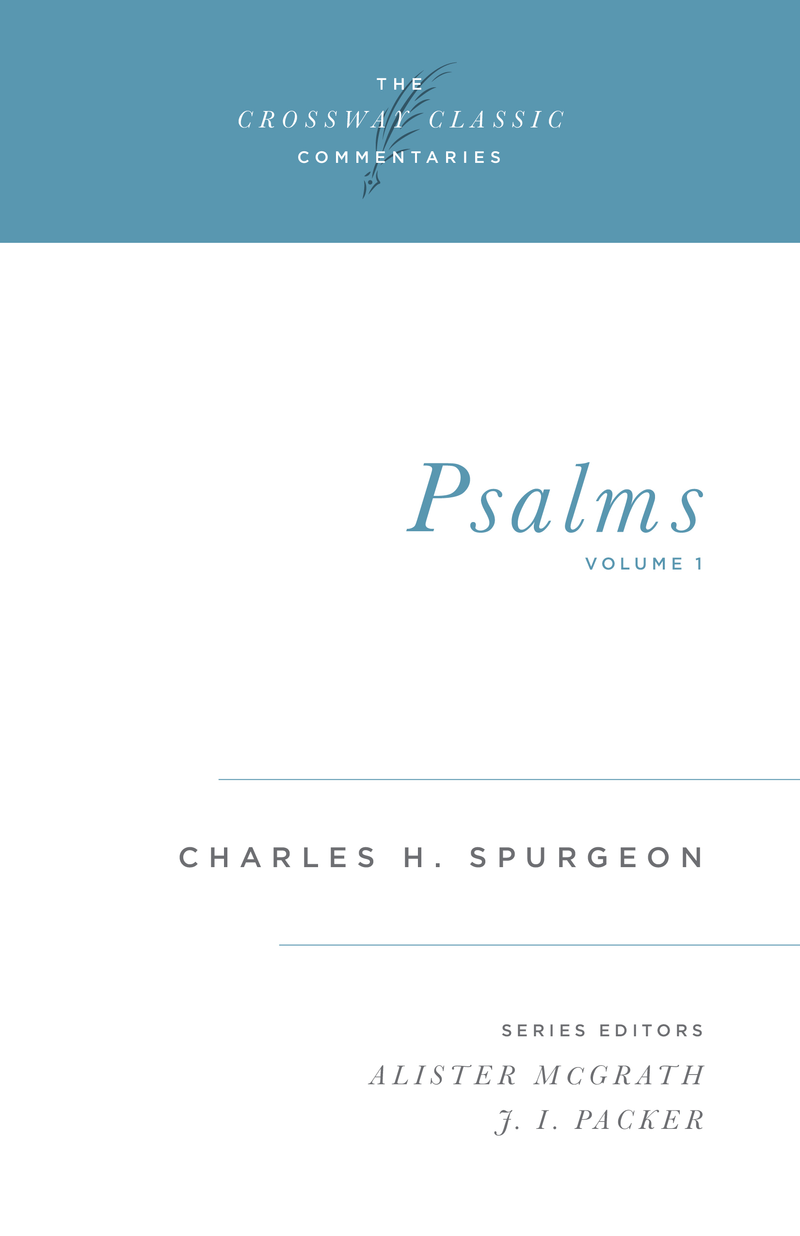 Psalms (Vol. 1)