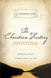 Christian History Devotional
