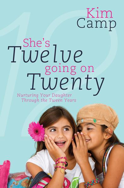 She's Twelve Going on Twenty
