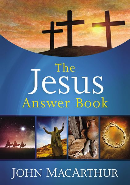 Jesus Answer Book