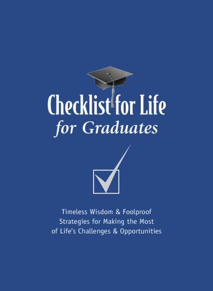 Checklist for Life for Graduates
