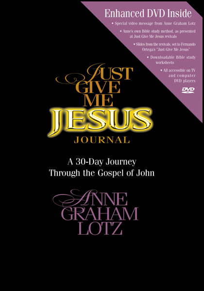 Just Give Me Jesus Journal
