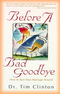 Before a Bad Goodbye