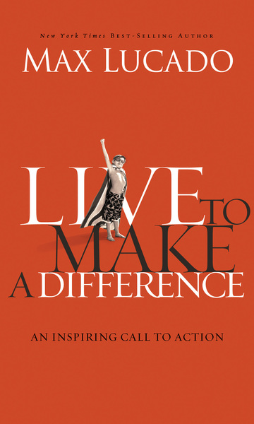 Live to Make A Difference