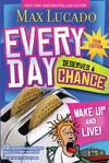 Every Day Deserves a Chance - Teen Edition
